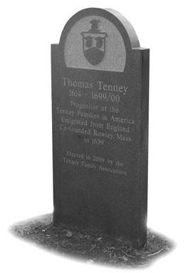 Thomas-Tenney-Stone